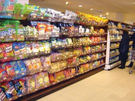 Grocey-Store-Gondola-Chip-Displays